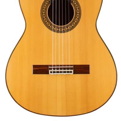 Ricardo Sanchis Carpio 1A 1985 Classical Guitar Spruce/Indian Rosewood for sale