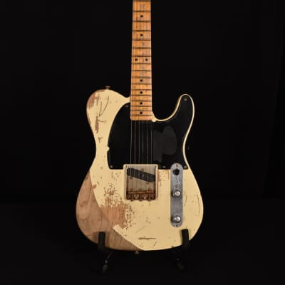 2006 Fender Masterbuilt Jeff Beck Esquire Telecaster [Dennis Galuska] for sale