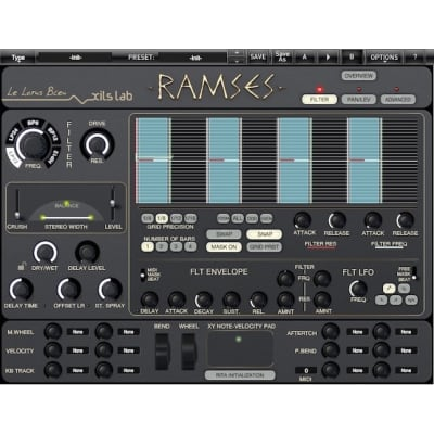 XILS-lab RAMSES Rhythm and Motion Stereo Engine System