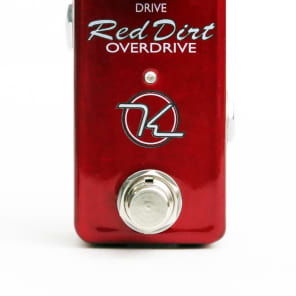 Keeley Electronics Red Dirt Overdrive mini