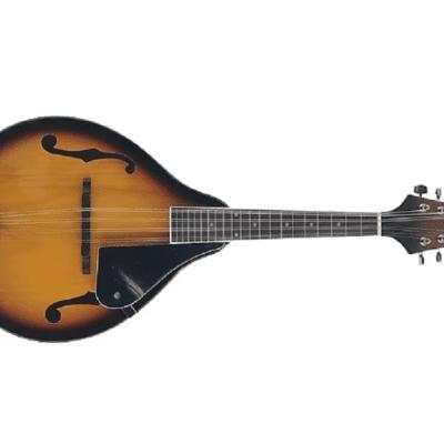 Lyman LM-150A A-Style Mandolin Sunburst