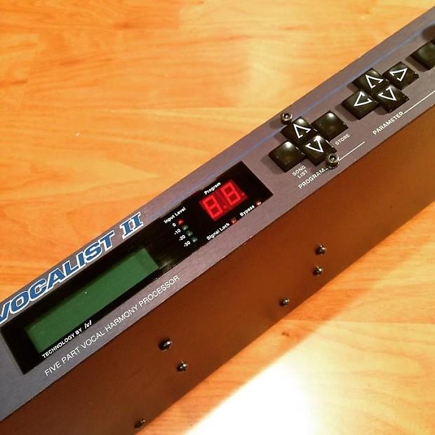 Digitech Vocalist 2 Rack Effec...