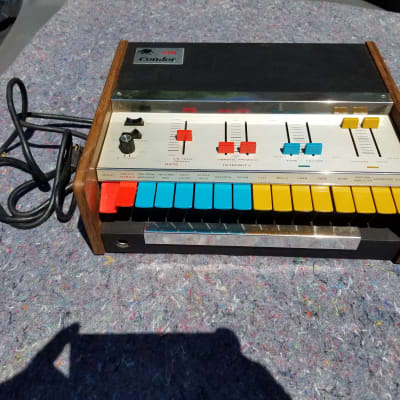 Rare Hammond Innovex Condor GSM Guitar Synthesizer for sale