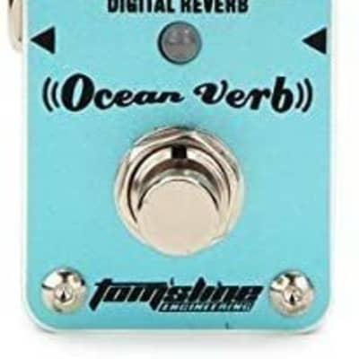 Tom'sline Ocean Verb Reverb Pedal