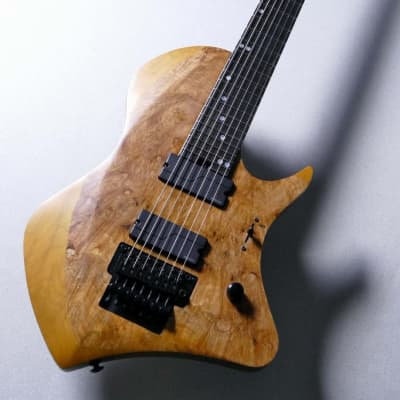 ABASI Guitars Larada 7 Strings Floyd 【Head back is autographed !!】 【Special Price!】 for sale