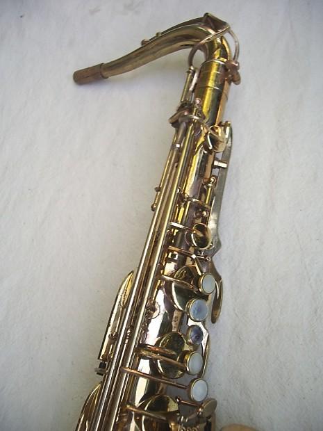Strange Buffet Crampon Evette Model Tenor Saxophone Interior Design Ideas Lukepblogthenellocom