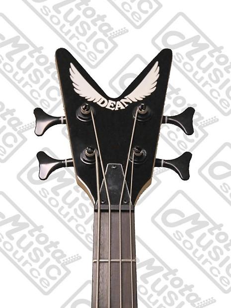 Dean Metalman 2A Demonator Bass Guitar | Music123