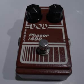 DOD  Dod 490 Phasor Pedal 1980 Red for sale