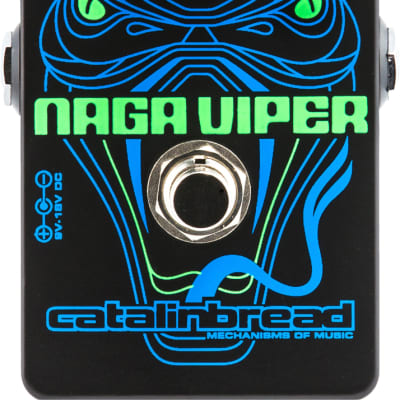 Catalinbread Naga Viper (Treble Boost)