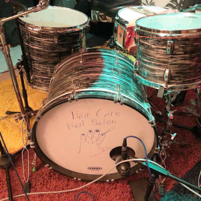"""Ludwig Classic Maple Fab 14x22""""/16x16""""/9x13"""" 3pc Shell Pack"""