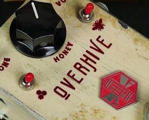 Video: Beetronics Overhive Medium-Gain OD Pedal