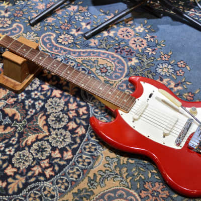 Kalamazoo KG-2 1960s Red for sale
