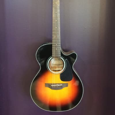 Takamine GF30CE BSB G30 Series FXC Concert Cutaway Acoustic/Electric Guitar Gloss Brown Sunburst