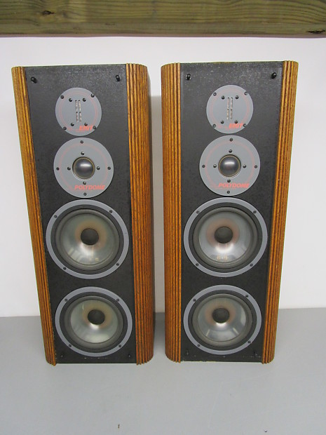 Local Pickup Only Infinity Rs4 Tower Speakers Reverb