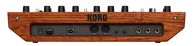 korg monologue monophonic analog synthesizer gold reverb. Black Bedroom Furniture Sets. Home Design Ideas