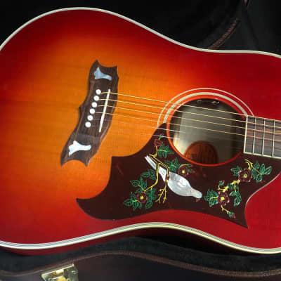 NEW! 2020 Gibson Signature Frank Hannon Love Dove Vintage Cherry Sunburst - IN STOCK! Tesla