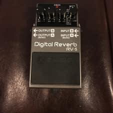 Boss Digital Reverb RV-5