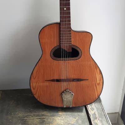 Gypsy jazz guitar manouche Sonora Busato grande bouche 1950 for sale