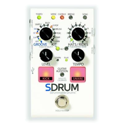 DigiTech SDRUM Strummable Drums image