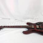 Schecter Diamond Series C-1 Blood Moon BloodMoon 2006-2007 Red Quilted Maple Top Duncan Designed PU image