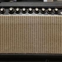 Fender Twin Reverb II 1980s Blackface image