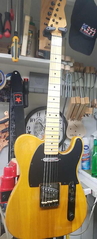 Rock' N R Guitars LLC Vintage Vibe RRG Telecaster 2018 Honey Gloss image