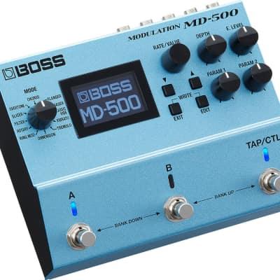 Boss MD-500 Modulation Multi-effects Pedal