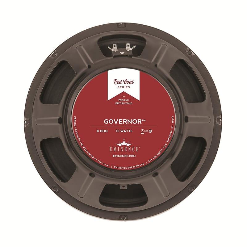 eminence governor 12 guitar speaker 2018 red label reverb. Black Bedroom Furniture Sets. Home Design Ideas