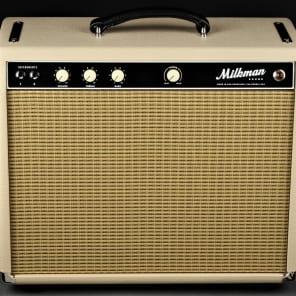 "Milkman One Watt Plus 10-Watt 1x12"" Guitar Combo with Alnico Blue Speaker"