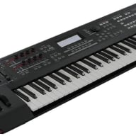 Yamaha MOXF6 61-Key Keyboard Workstation w/ Motif XF6 Sound Engine