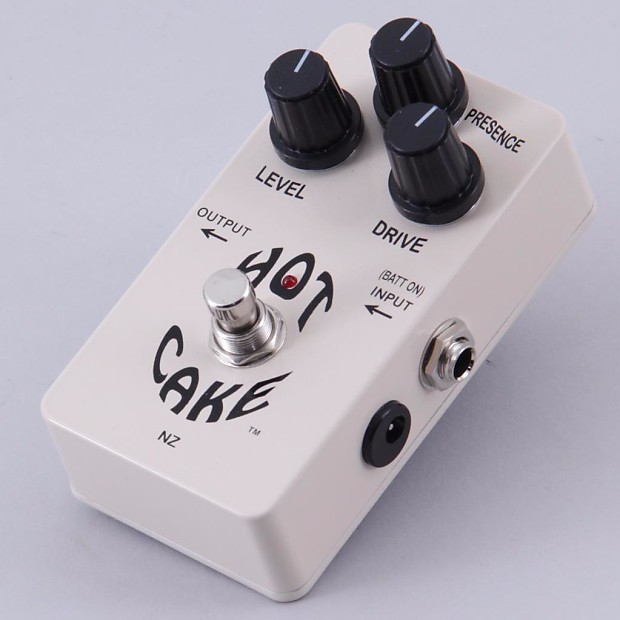 Hot Cake Overdrive Pedal Price