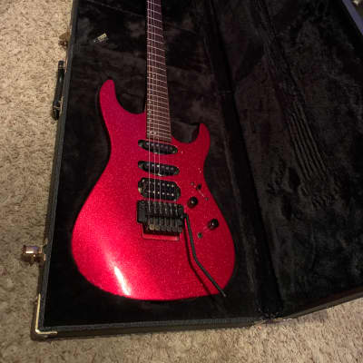 Hamer Centaura USA 1990 Red Sparkle for sale