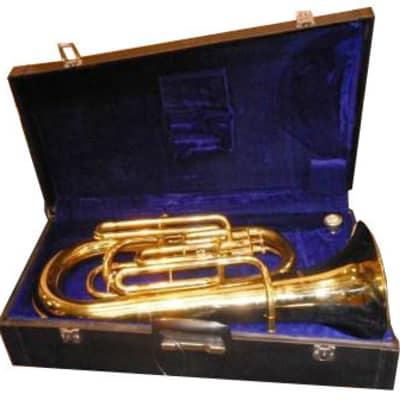 Used Haydn 4 Valve Lacquered Finish Euphonium with Hardshell Case