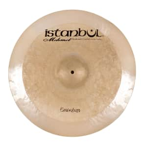 """Istanbul Mehmet 21"""" Emirhan Ride Cymbal"""