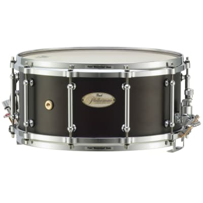 """Pearl PHX1465 Philharmonic 14x6.5"""" African Mahogany Concert Snare Drum"""