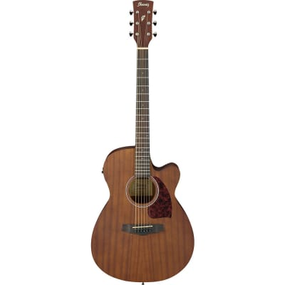 Ibanez PC12MHCEOPN Performance Sapele Open Pore Grand Concert with Cutaway