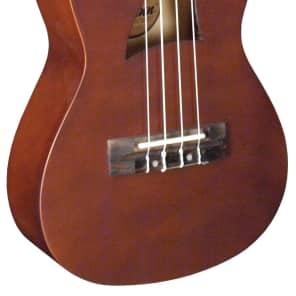 Eddy Finn Concert Ukulele with Aquila Strings for sale