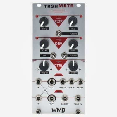 WMD TRSHMSTR Eurorack Distortion and Filter Module