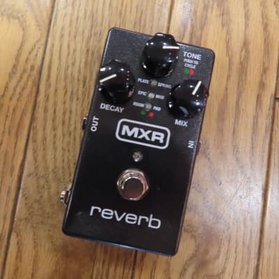 MXR MXR Reverb for sale