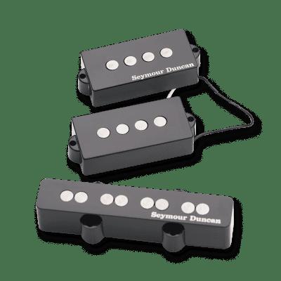 Seymour Duncan Quarter Pound P-J Bass Pickup Set