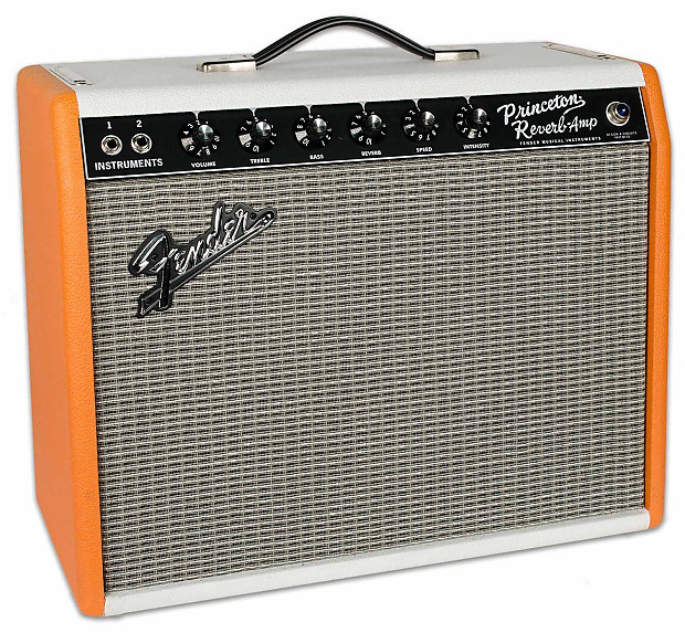 fender limited edition 39 65 princeton reverb tube guitar reverb. Black Bedroom Furniture Sets. Home Design Ideas