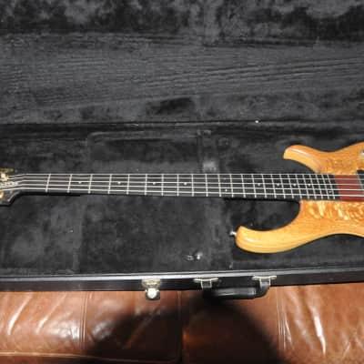 Modulus Quantum 5 TBX 1991 Lacewood for sale