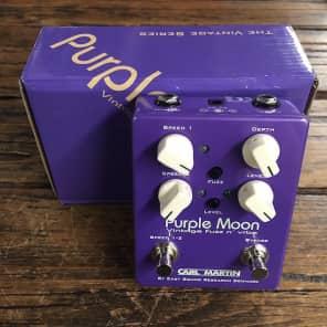 Carl Martin Purple Moon Vintage Fuzz n' Vibe