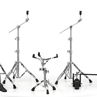 Mapex Armory 800 Hardware Pack Double Pedal Chrome