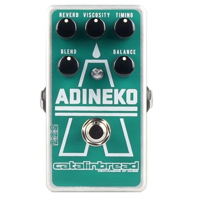 CATALINBREAD Adineko Oil Can Delay Guitar Effect Pedal