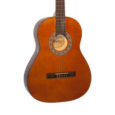 Monterey MC-136 3/4 Size Classical Guitar - Natural - RRP: $119 - 40% OFF! for sale