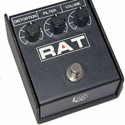 RAT Distortion RAT2 Pro Co RAT2 Distortion Pedal Authorized Canadian Dealer