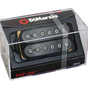 DiMarzio DP213BK PAF Joe Humbucker