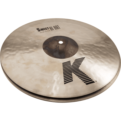 "Zildjian 14"" K Series Sweet Hi-Hat Cymbal (Top)"