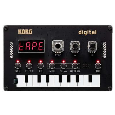 Korg NTS-1 Digital DIY Synthesizer